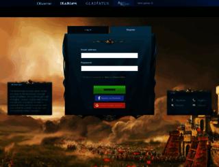 battle-knight.com screenshot