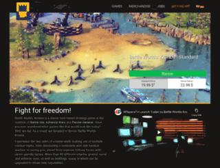 battle-worlds.com screenshot