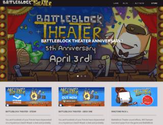 battleblocktheater.com screenshot