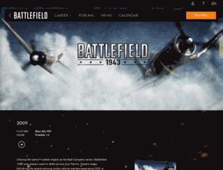 battlefield1943.com screenshot