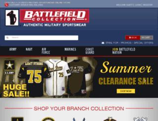 battlefieldcollection.com screenshot