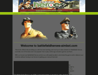 battlefieldheroes-aimbot.com screenshot