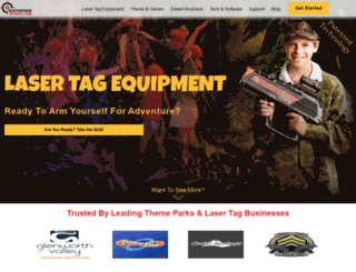 battlefieldsports.com screenshot