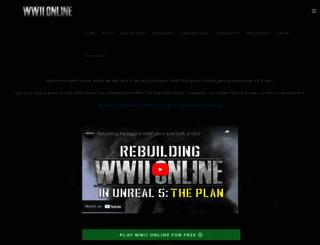 battlegroundeurope.com screenshot