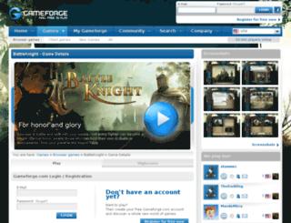 battleknight.co.il screenshot