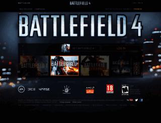 battlelog.com screenshot