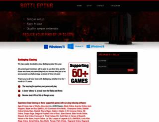 battleping.com screenshot