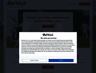battrick.org screenshot
