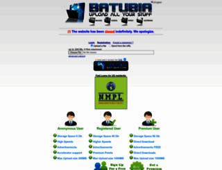 batubia.com screenshot
