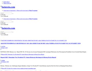 baturaja.com screenshot