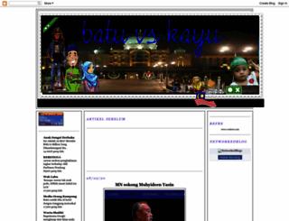 batuvskayu.blogspot.com screenshot