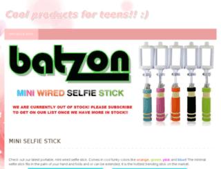 batzon.com screenshot