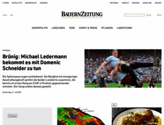 bauernzeitung.ch screenshot