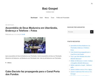 baugospel.com.br screenshot