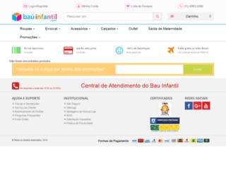 bauinfantil.com screenshot