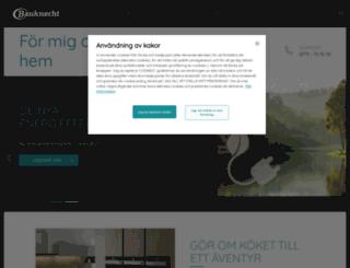 bauknecht.se screenshot