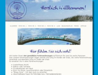 baum.borkum.de screenshot