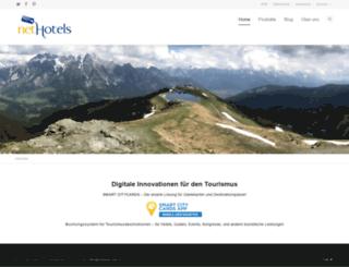 bavaria.nethotels.com screenshot