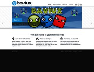 baviux.com screenshot