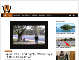 bawdyweb.com screenshot