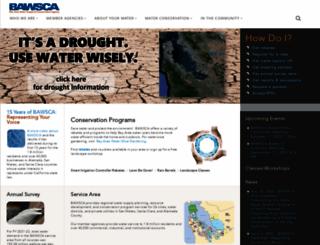 bawsca.org screenshot