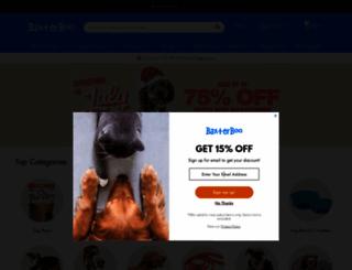 baxterboo.com screenshot