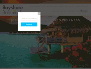 bay-shore-botanicals.myshopify.com screenshot
