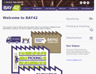 bay42.com screenshot