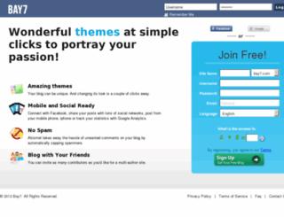 bay7.com screenshot