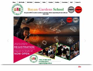 bayaan.com screenshot