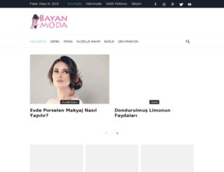 bayanmoda.net screenshot