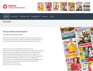 bayard-media.de screenshot