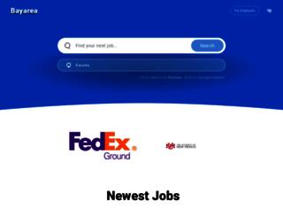 bayarea.jobing.com screenshot