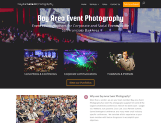 bayareaeventphotography.com screenshot