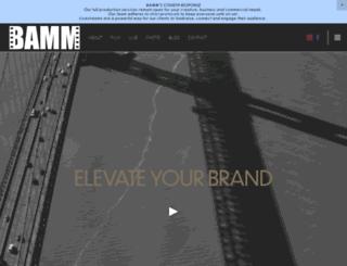 bayareamediamasters.com screenshot