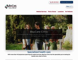 baycare.net screenshot