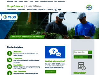 bayercropscience.us screenshot