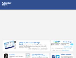 bayerdiabetes.com screenshot