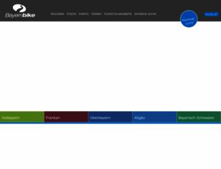 bayernbike.de screenshot