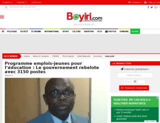 bayiri.com screenshot