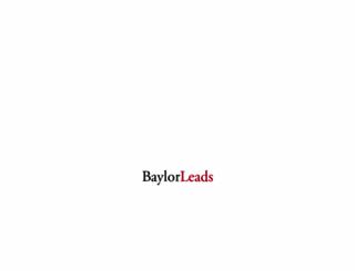 baylorschool.org screenshot