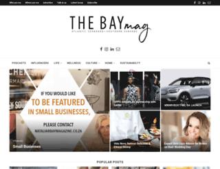 baymag.co.za screenshot