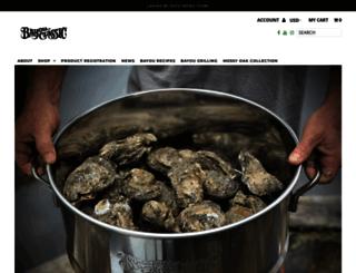 bayouclassicdepot.com screenshot