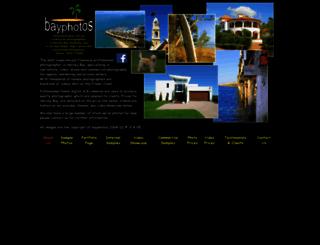 bayphotos.com.au screenshot