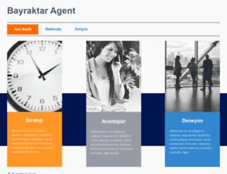 bayraktaragent.com screenshot