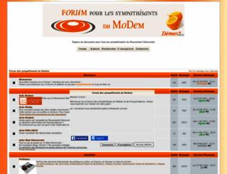 bayrou-modem.exprimetoi.net screenshot