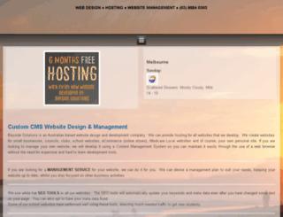 baysidesolutions.com.au screenshot