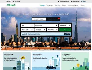 bayut.com screenshot
