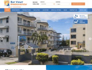 bayview-harbourview.com screenshot