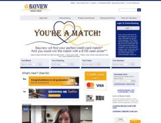 bayviewnb.com screenshot